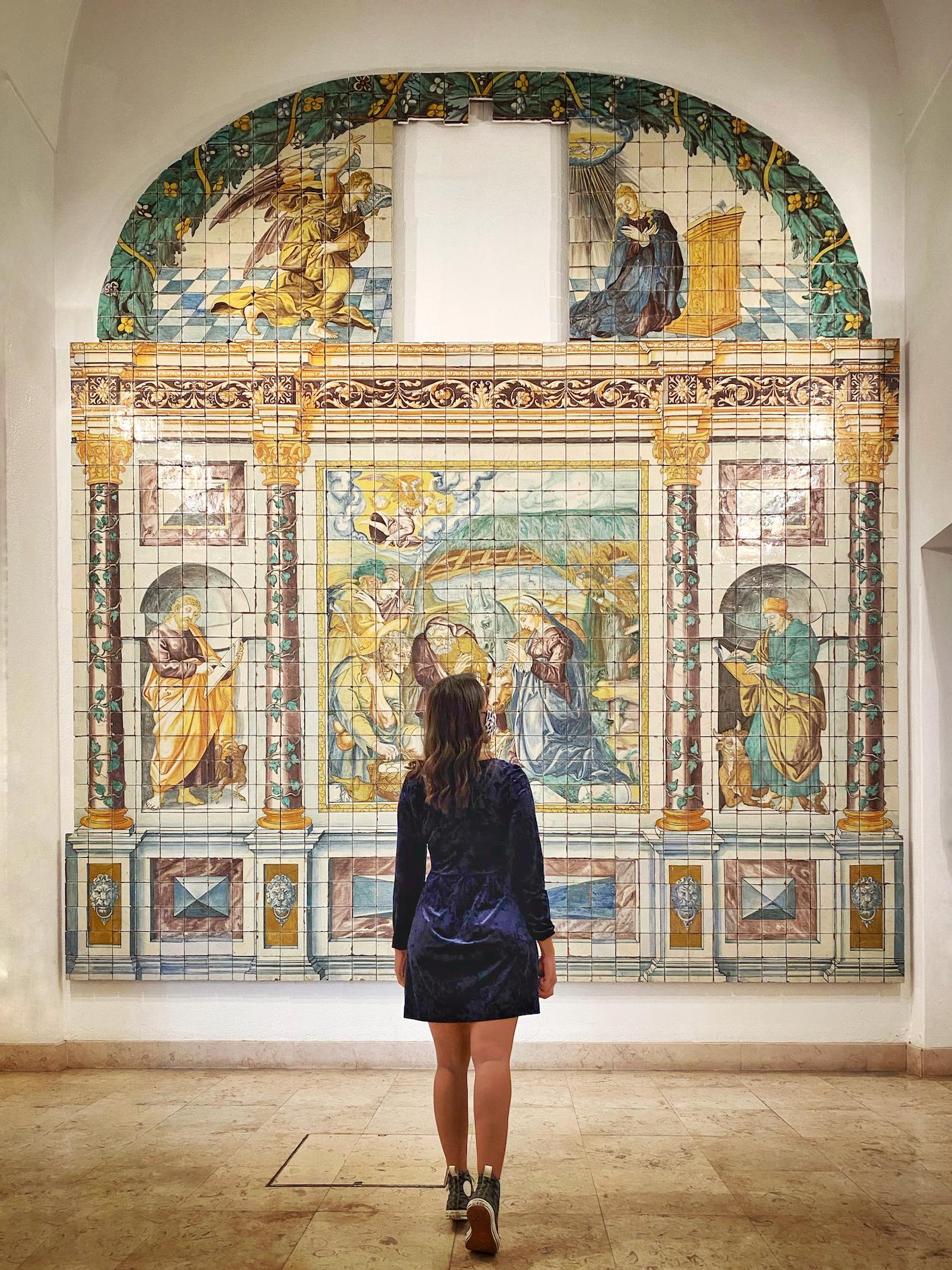 painel azulejo portugues
