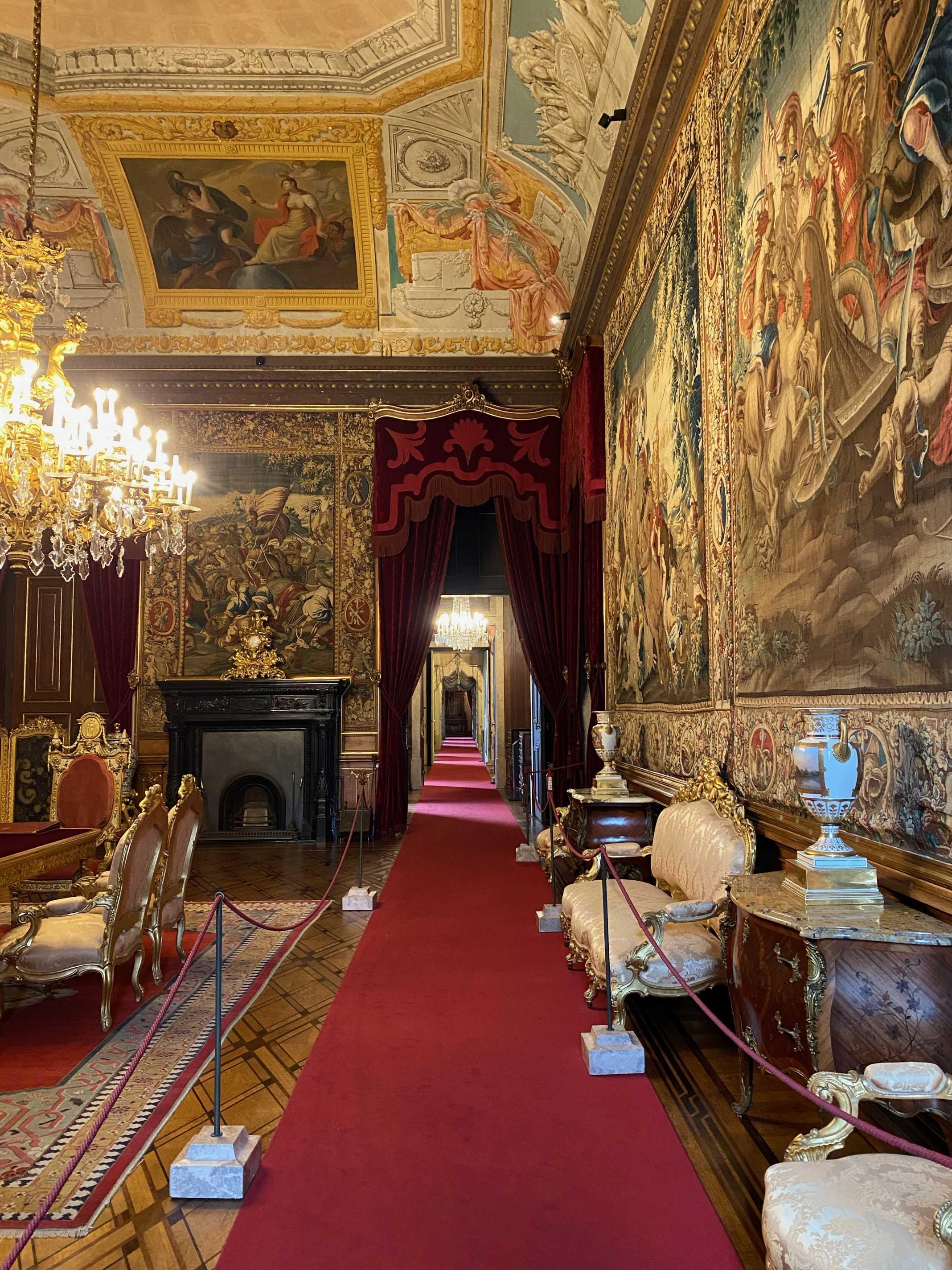 palacio familia real portugal