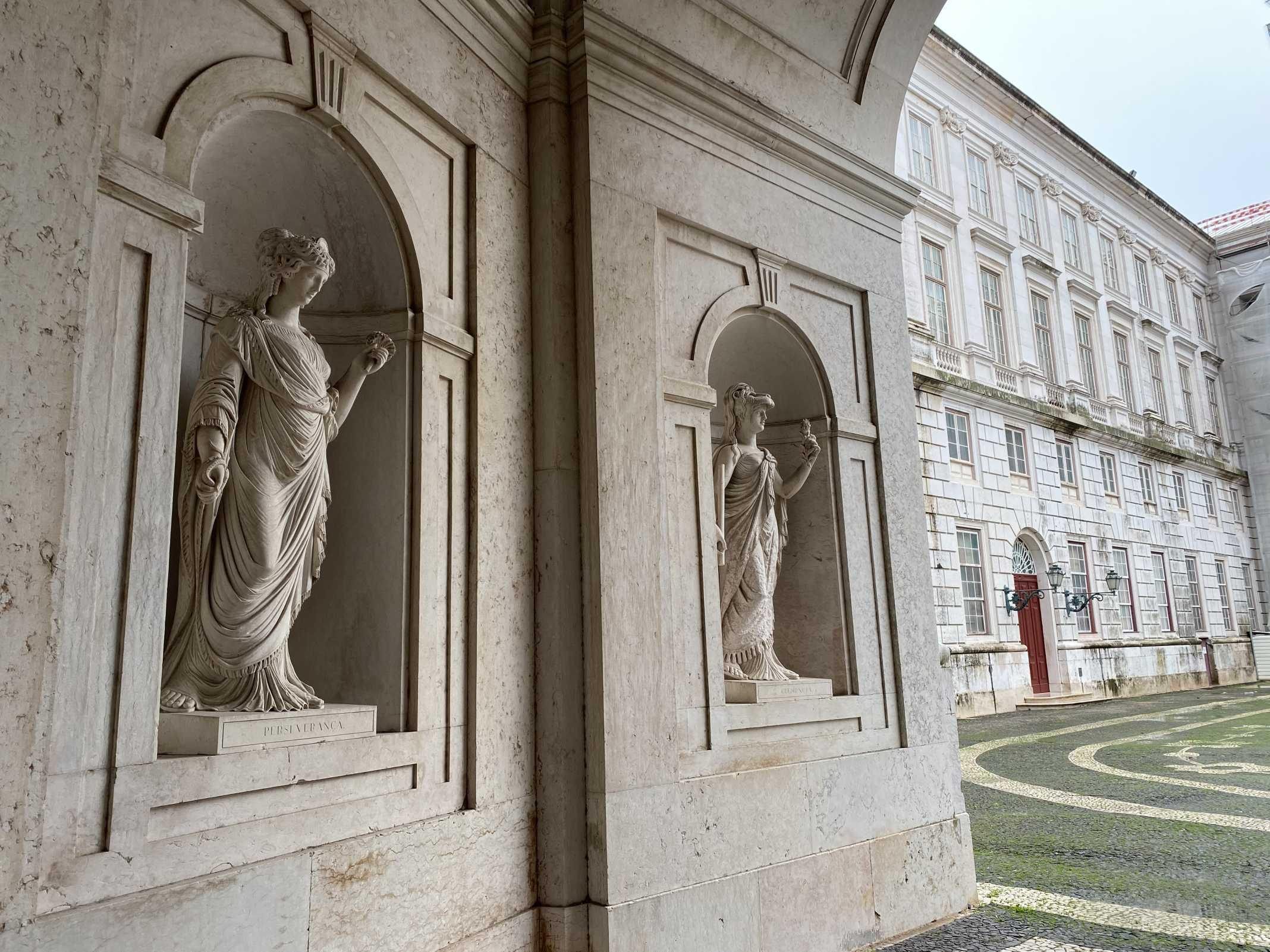 palacio lisboa