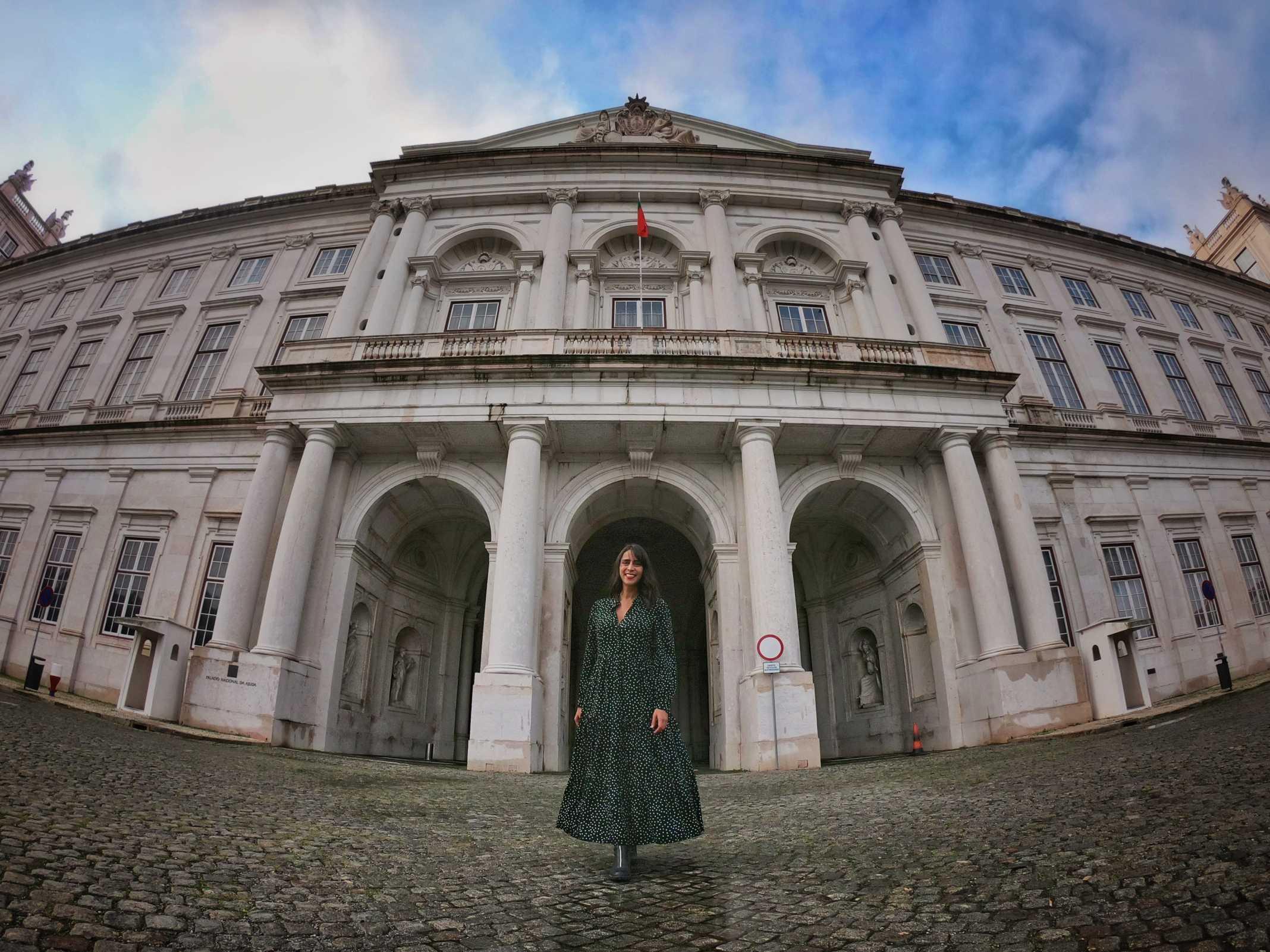 palacio nacional da ajuda
