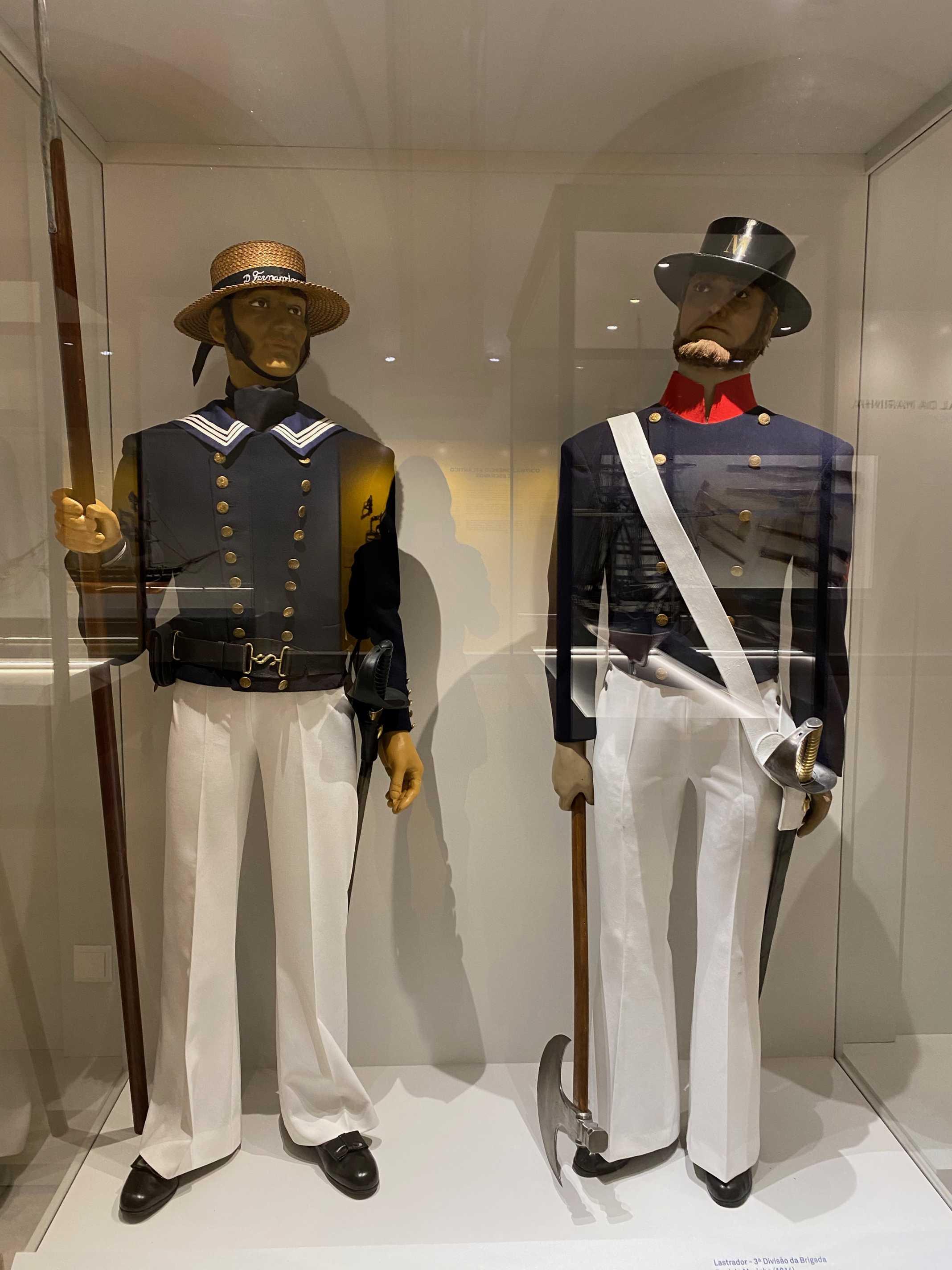 uniforme marinha portuguesa