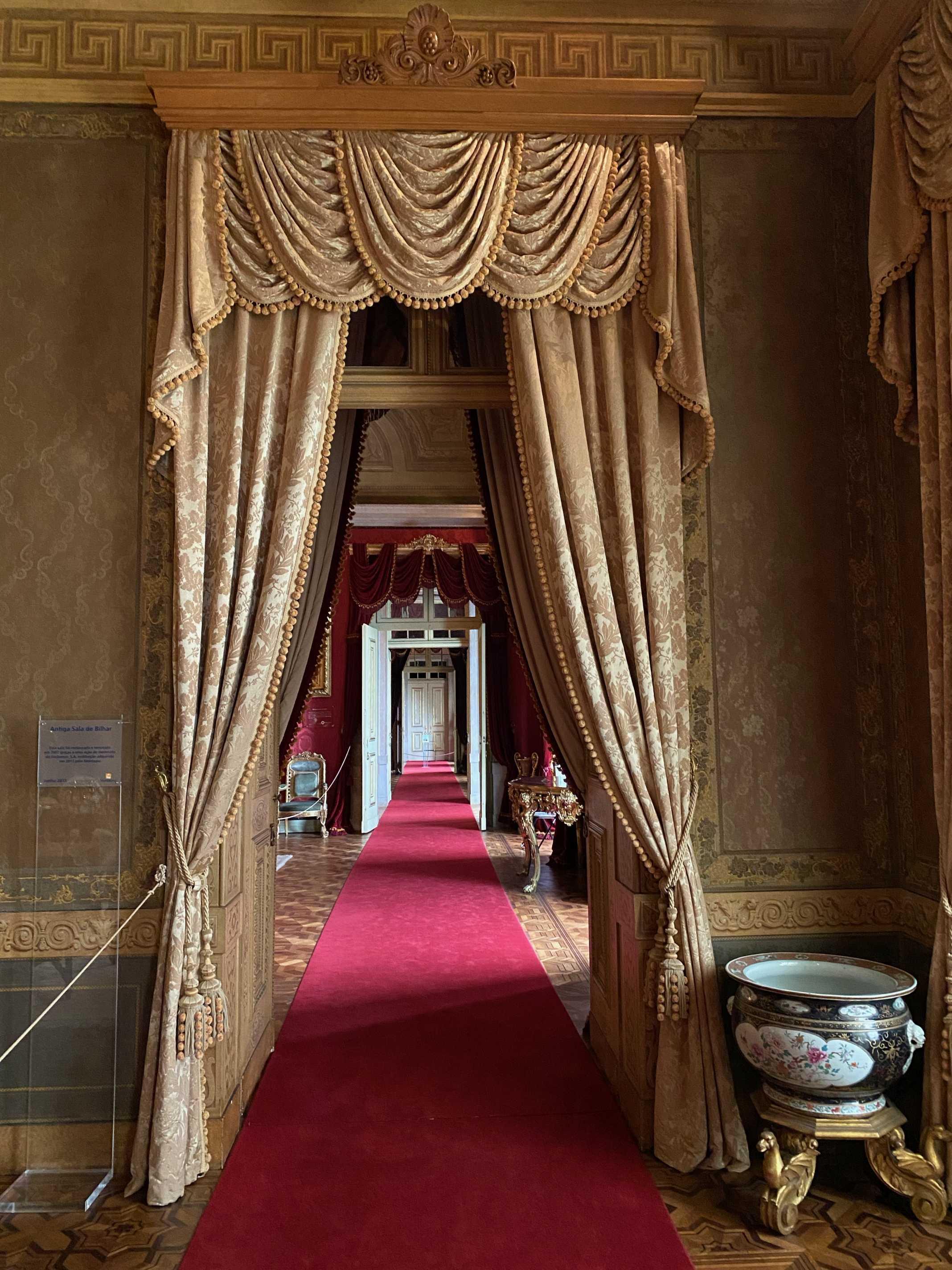 visitar palacio ajuda lisboa