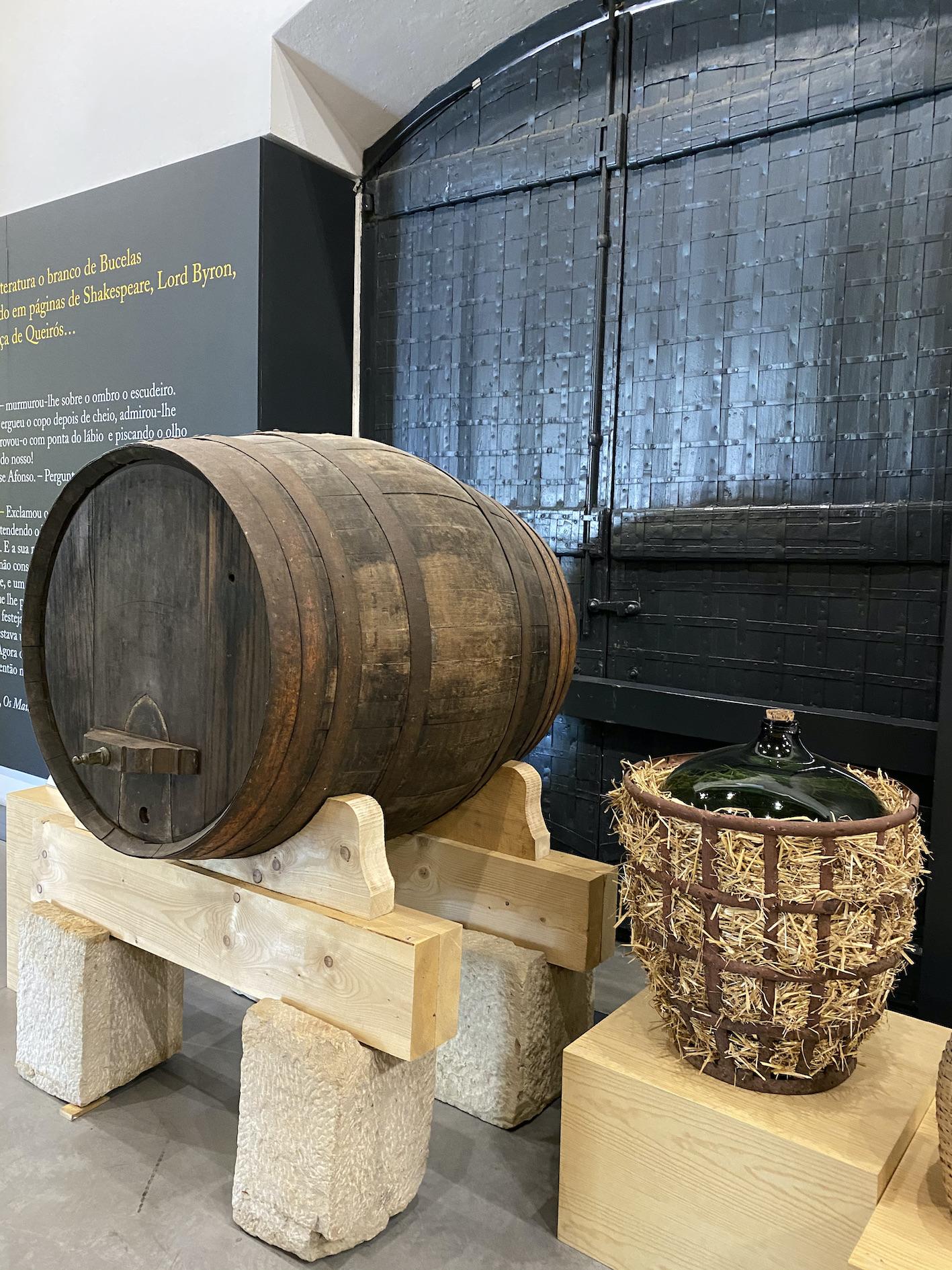 museu do vinho lisboa bucelas
