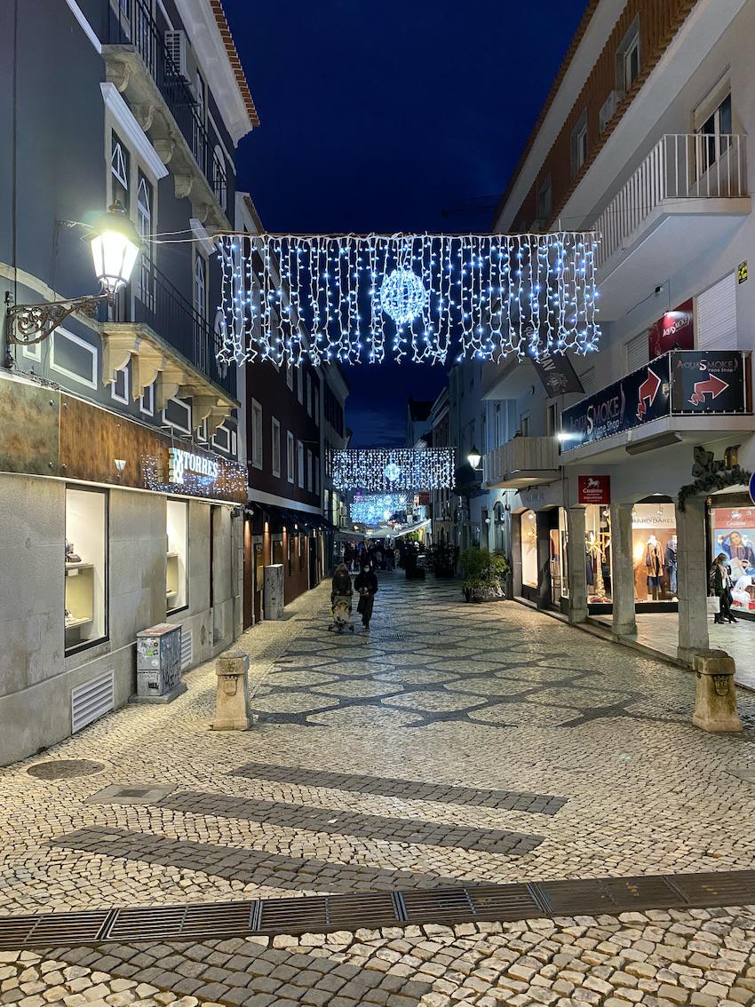 natal portugal cascais