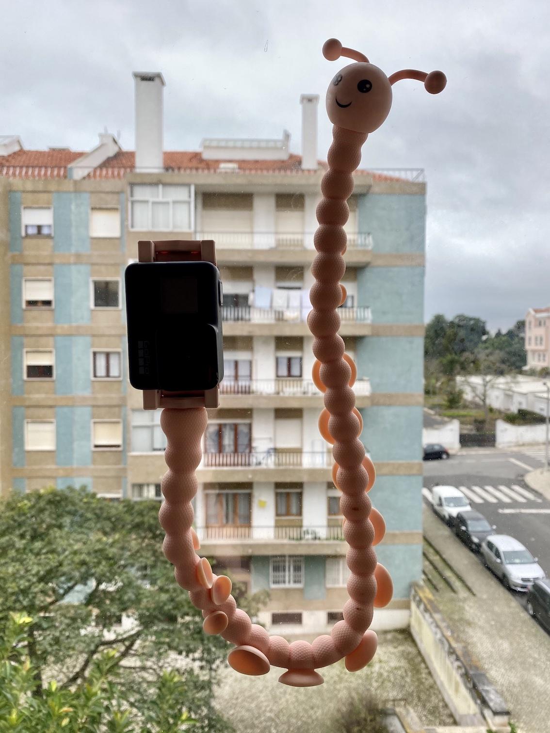equipamentos para foto sozinha tripe flexivel