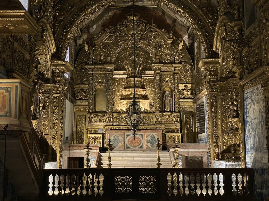 museu de arte antiga capela