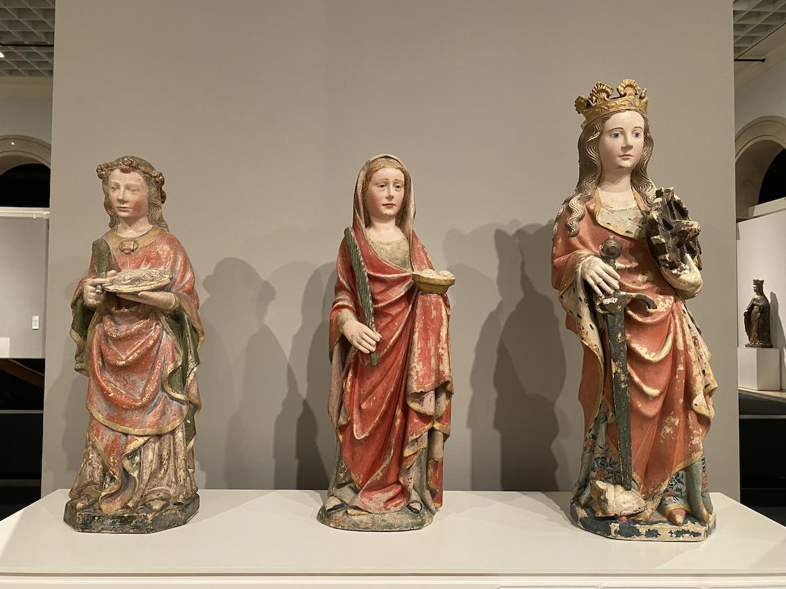 museu de arte antiga esculturas