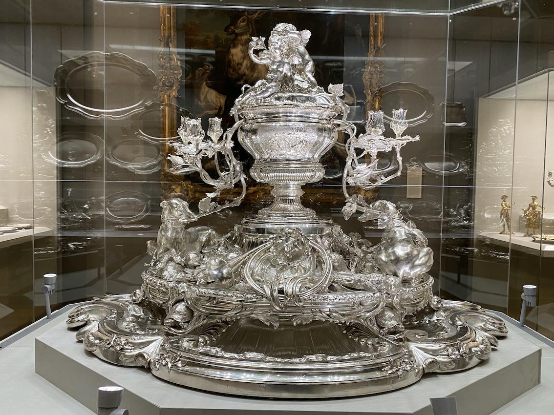 museu de arte antiga prata
