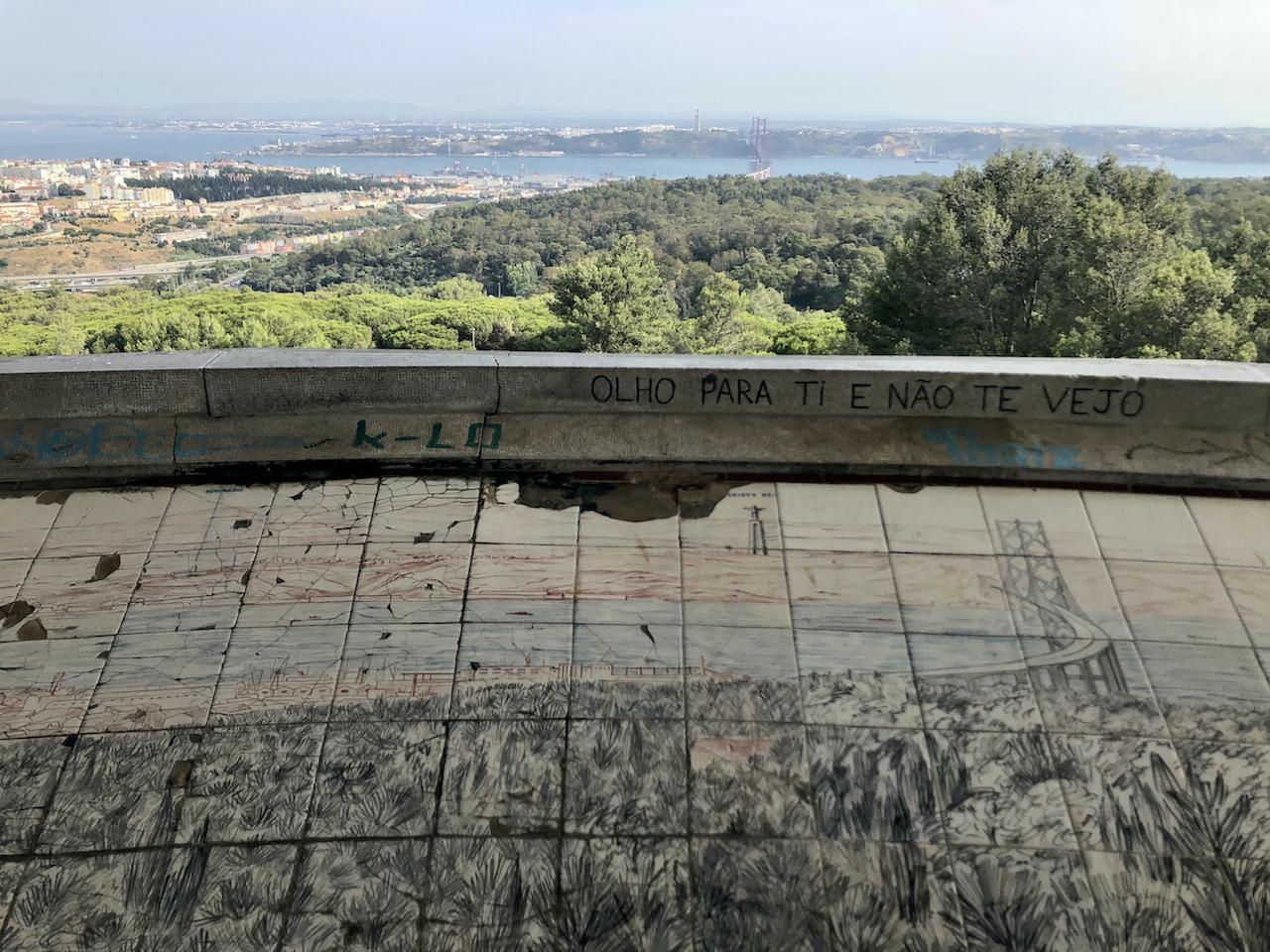 panoramico de monsanto azulejos