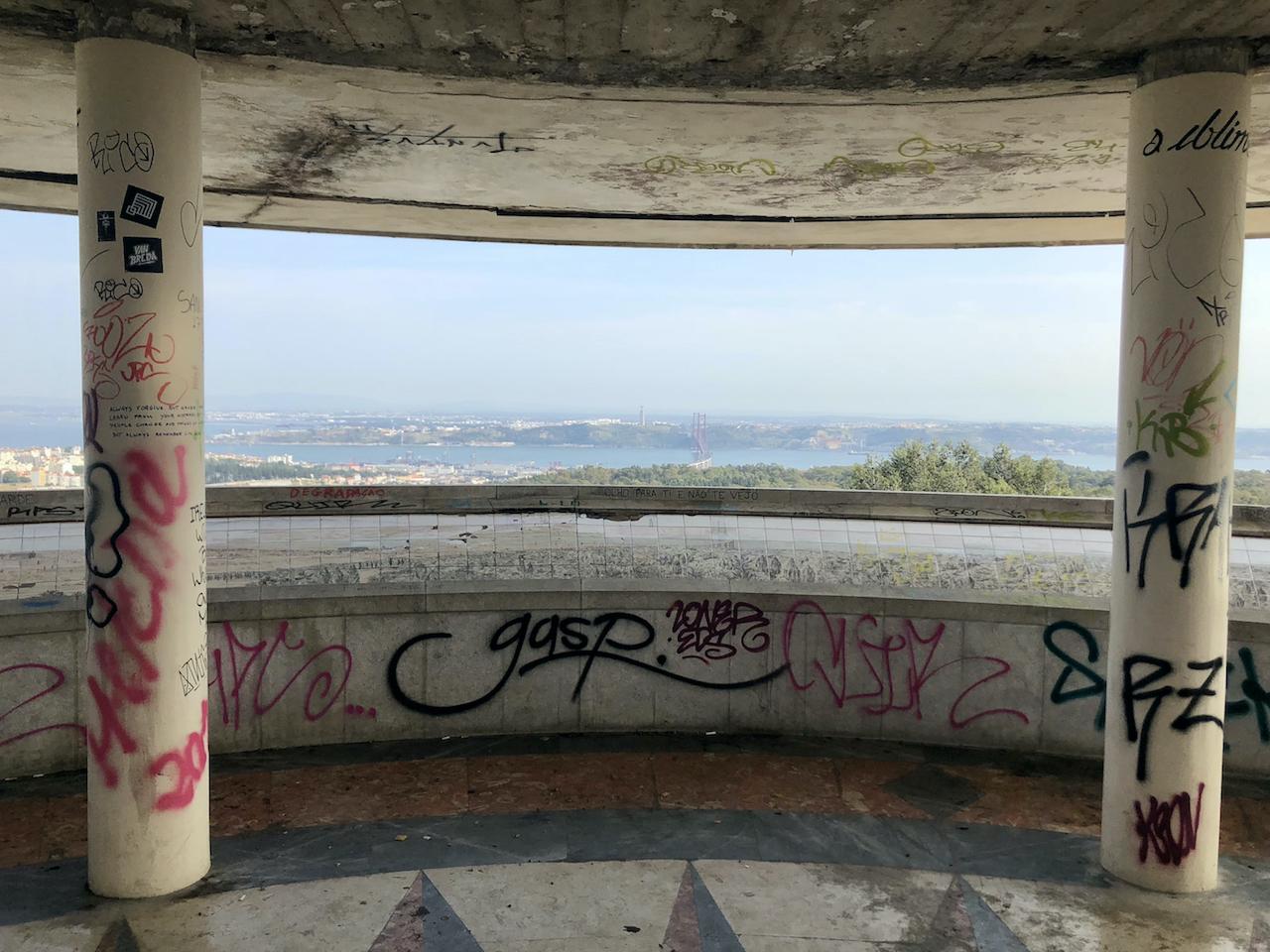 panoramico de monsanto vista