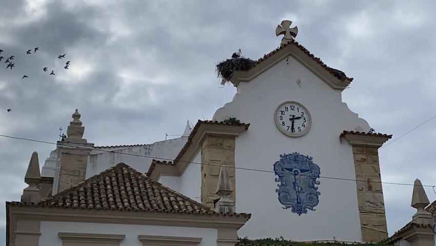 igreja olhão portugal