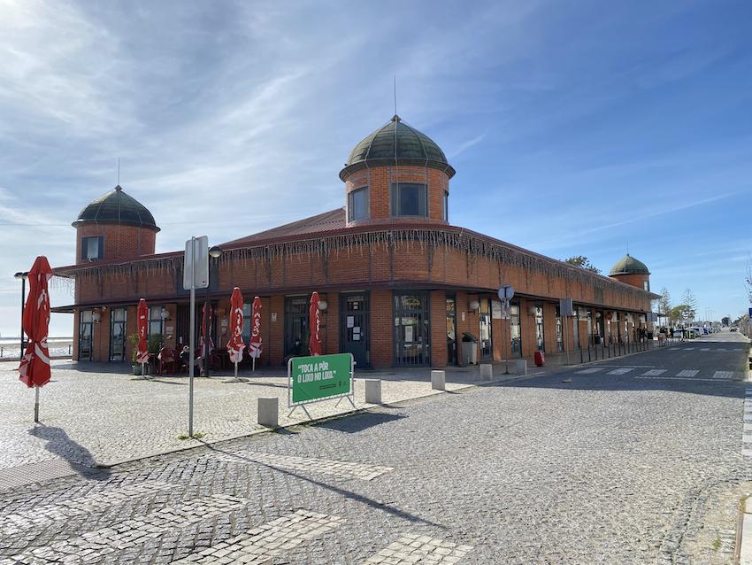 Mercado de Olhão