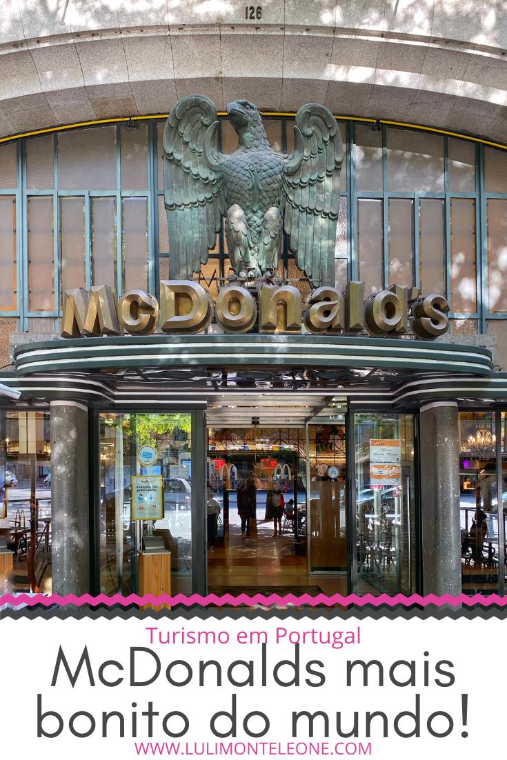 McDonalds mais bonito do mundo