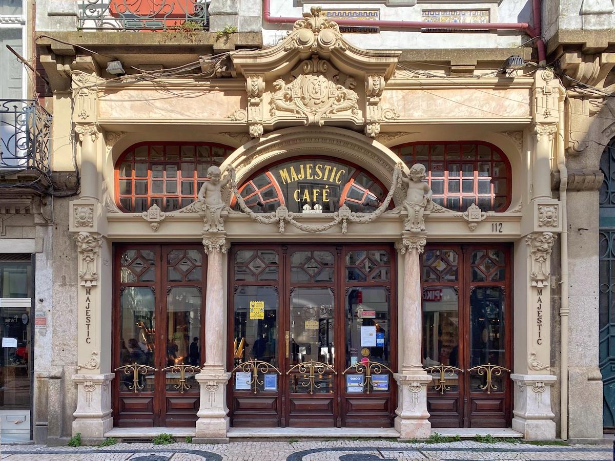 cafe majestic harry potter