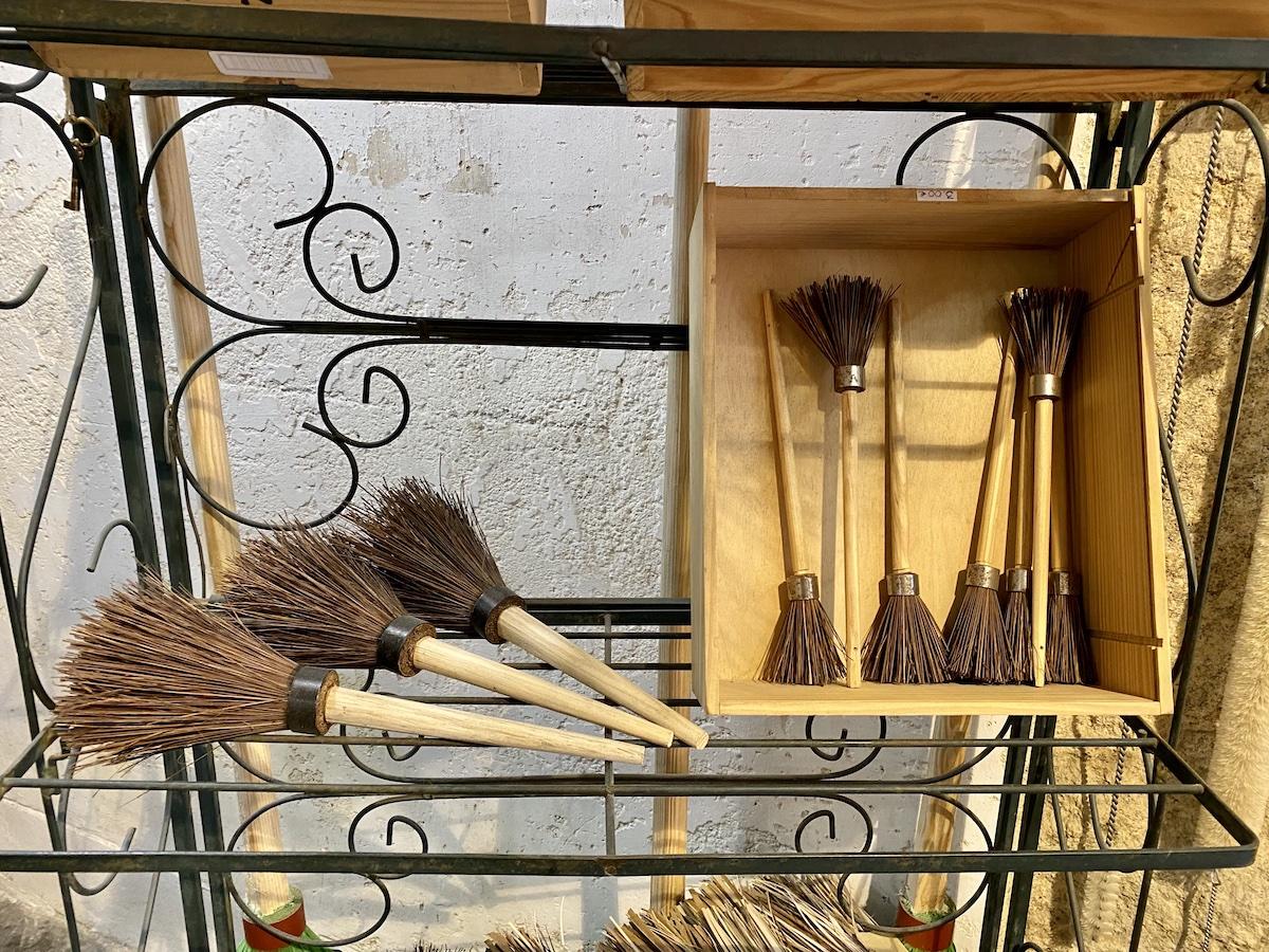 escovaria de belomonte harry potter