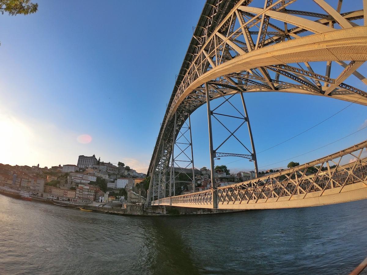 ponte luis I porto