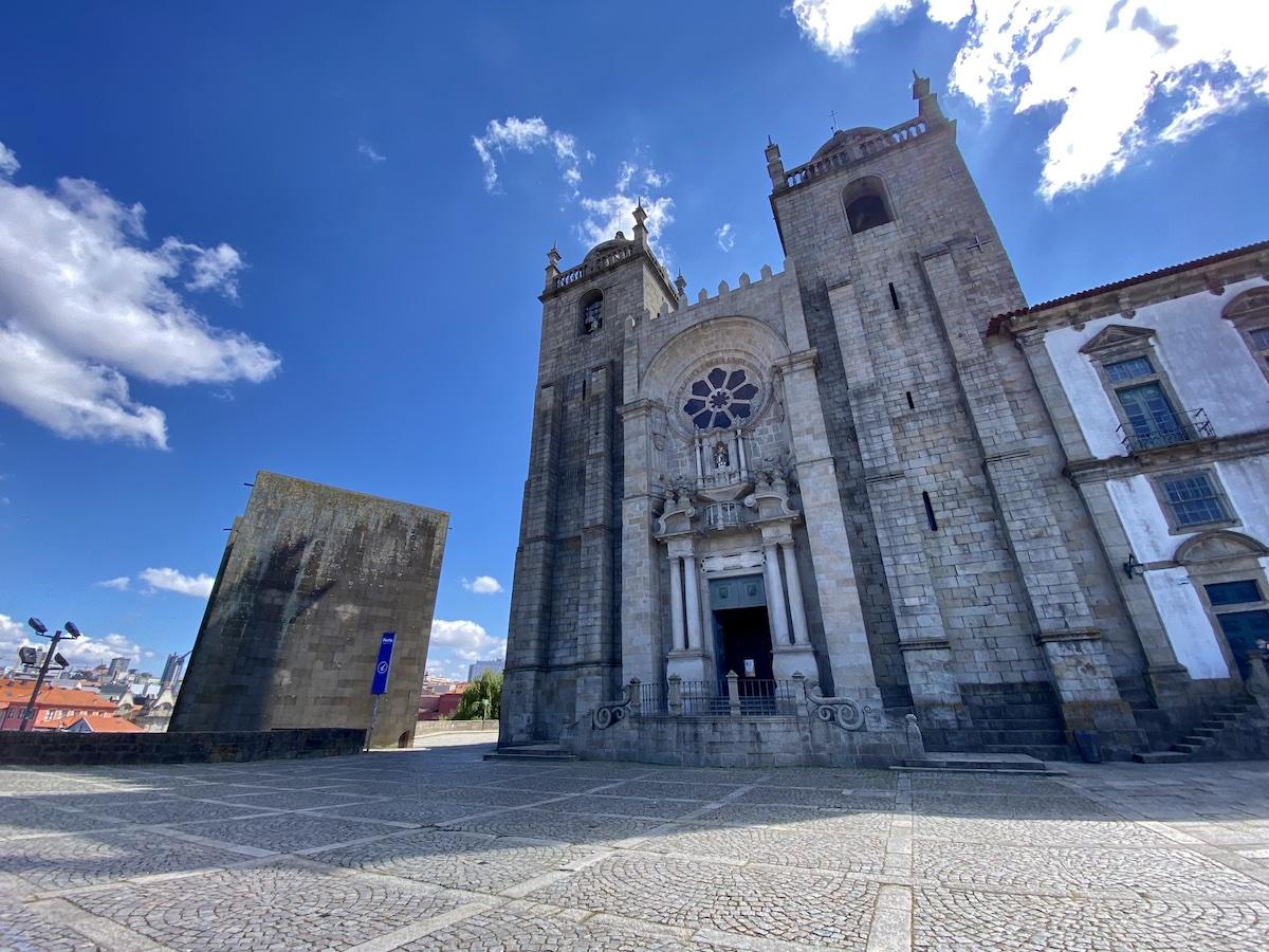 sé do porto catedral
