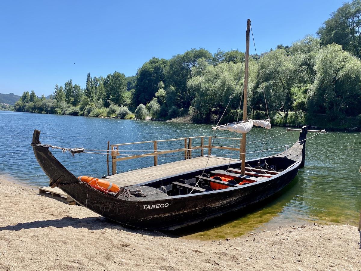 barco serranas do mondego