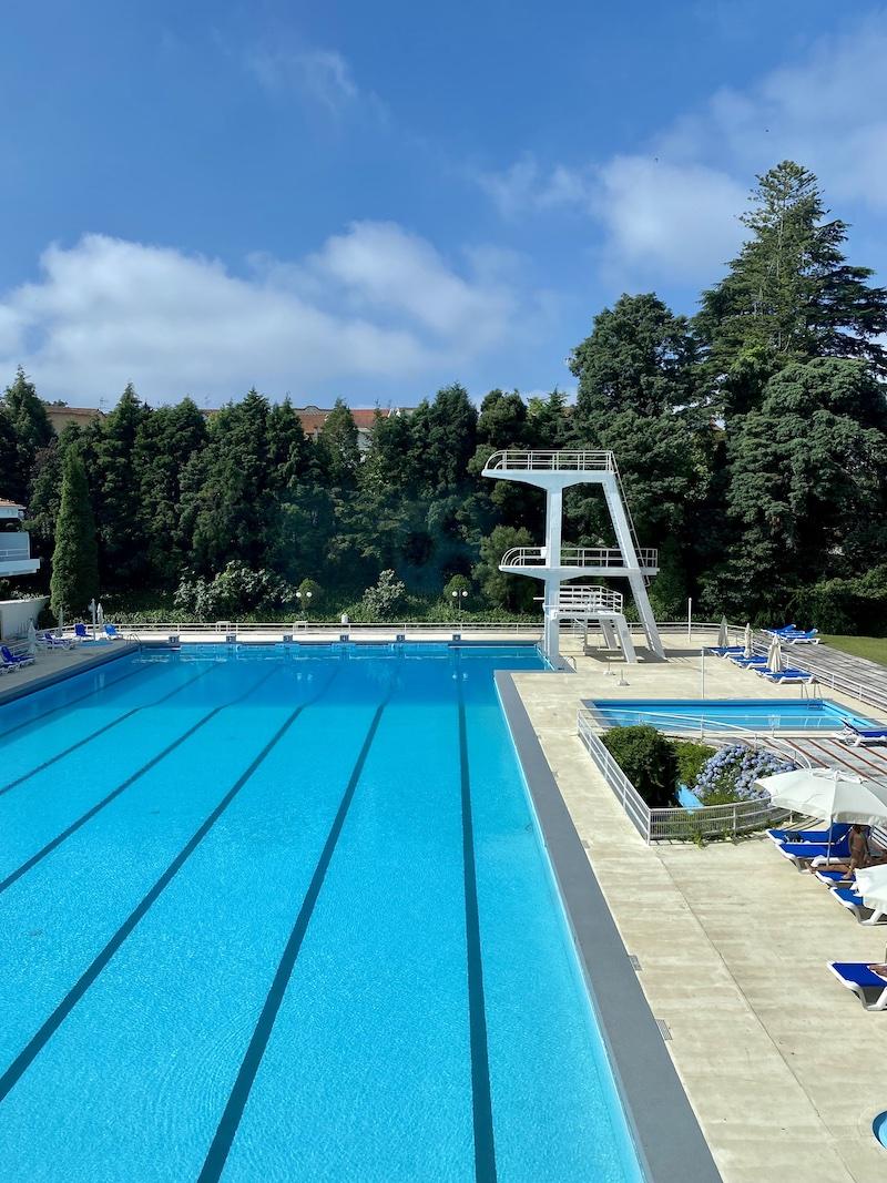 grande hotel de luso piscina