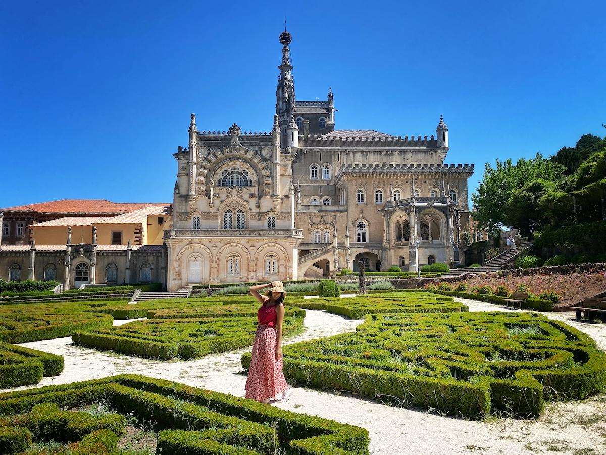 palácio bussaco