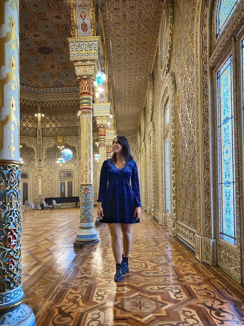 salão árabe portugal