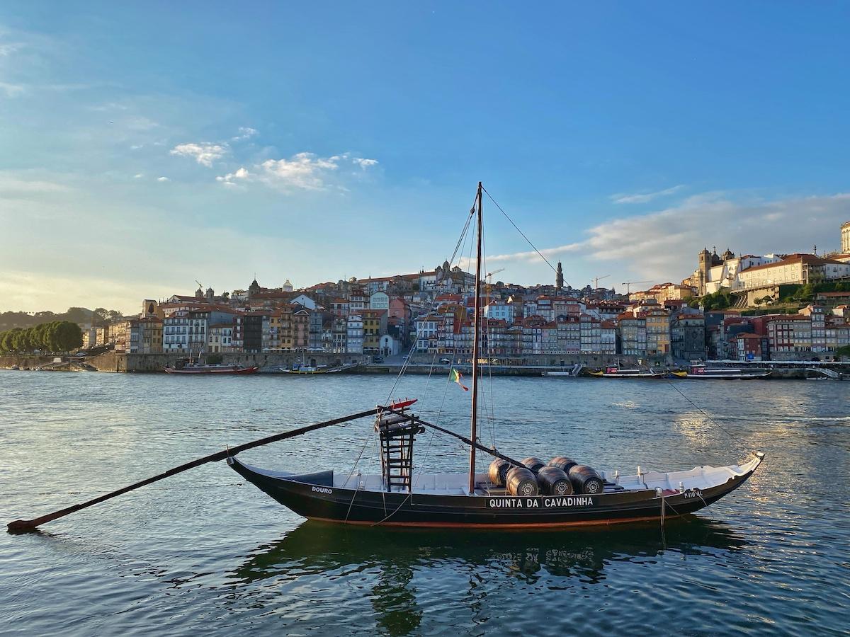 viajar para portugal porto
