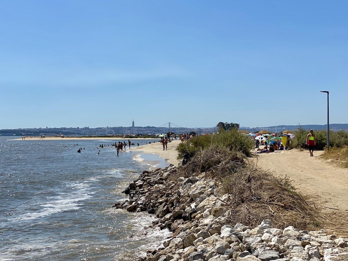 Praia de Alburrica