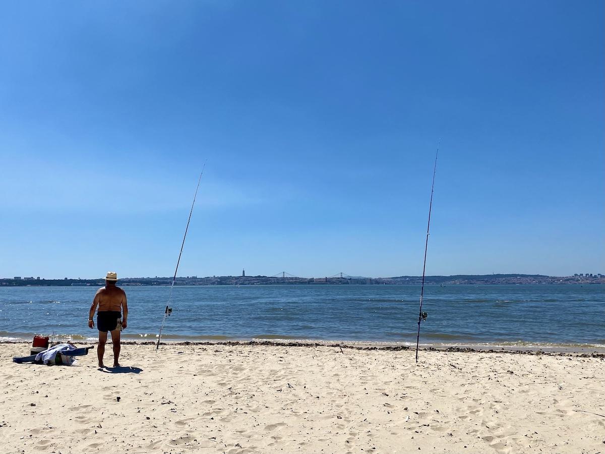 praia do clube naval