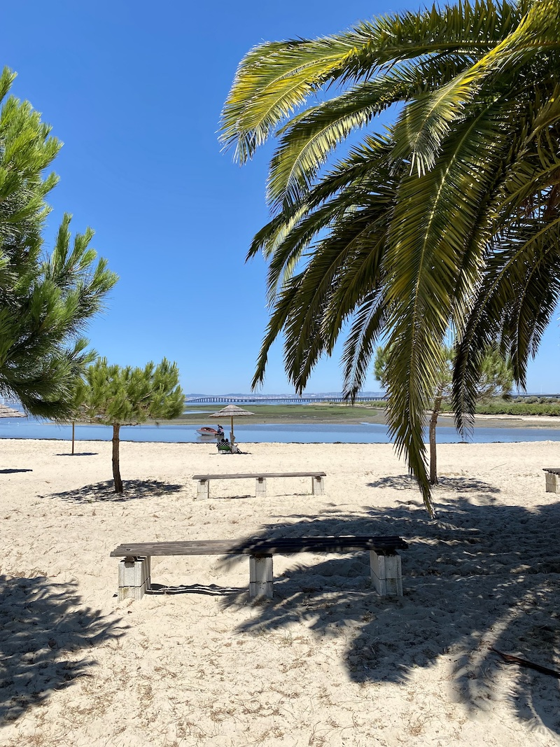 praias fluviais lisboa