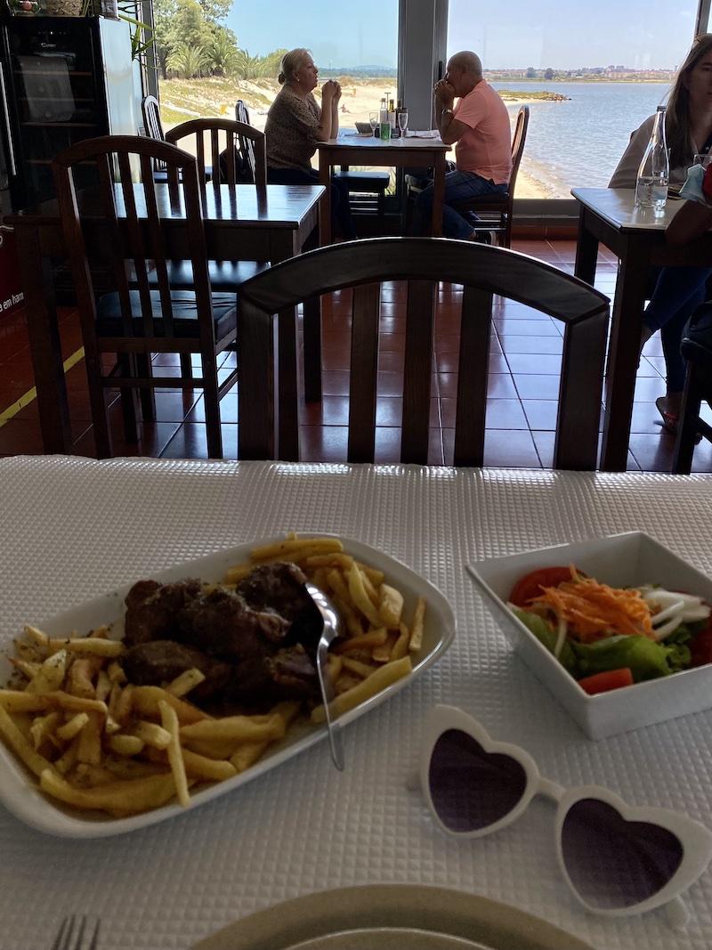 restaurante margem sul lisboa