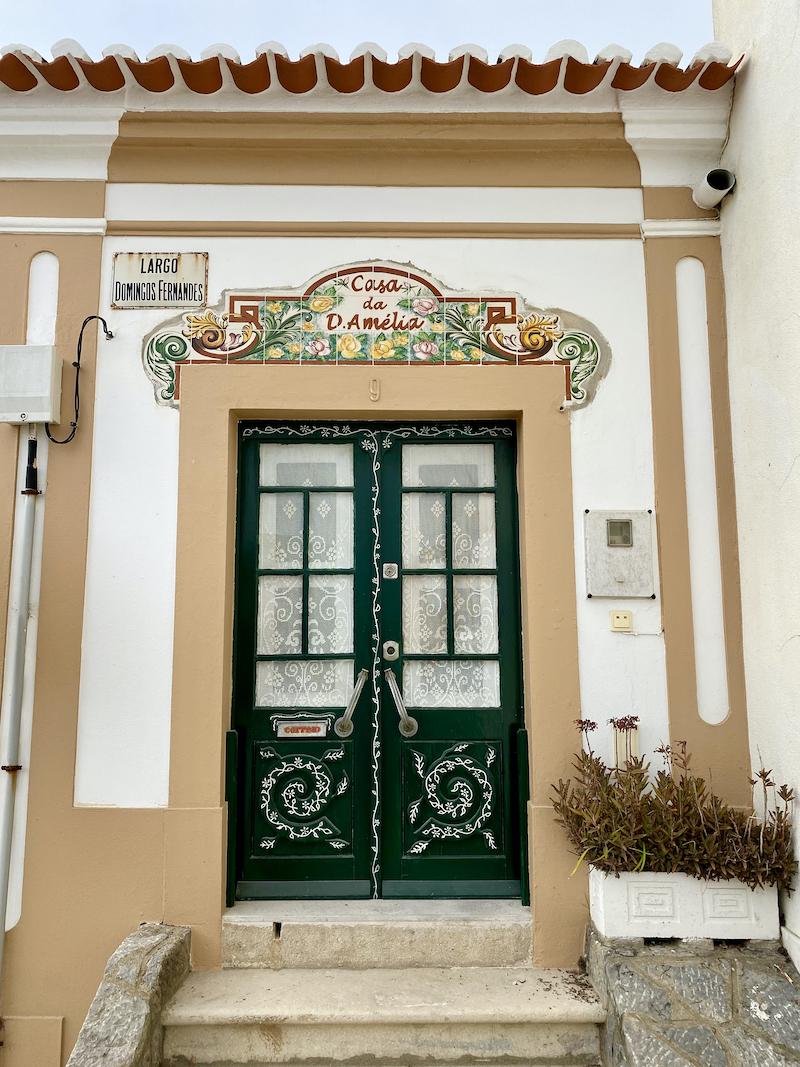 azulejos ericeira portugal