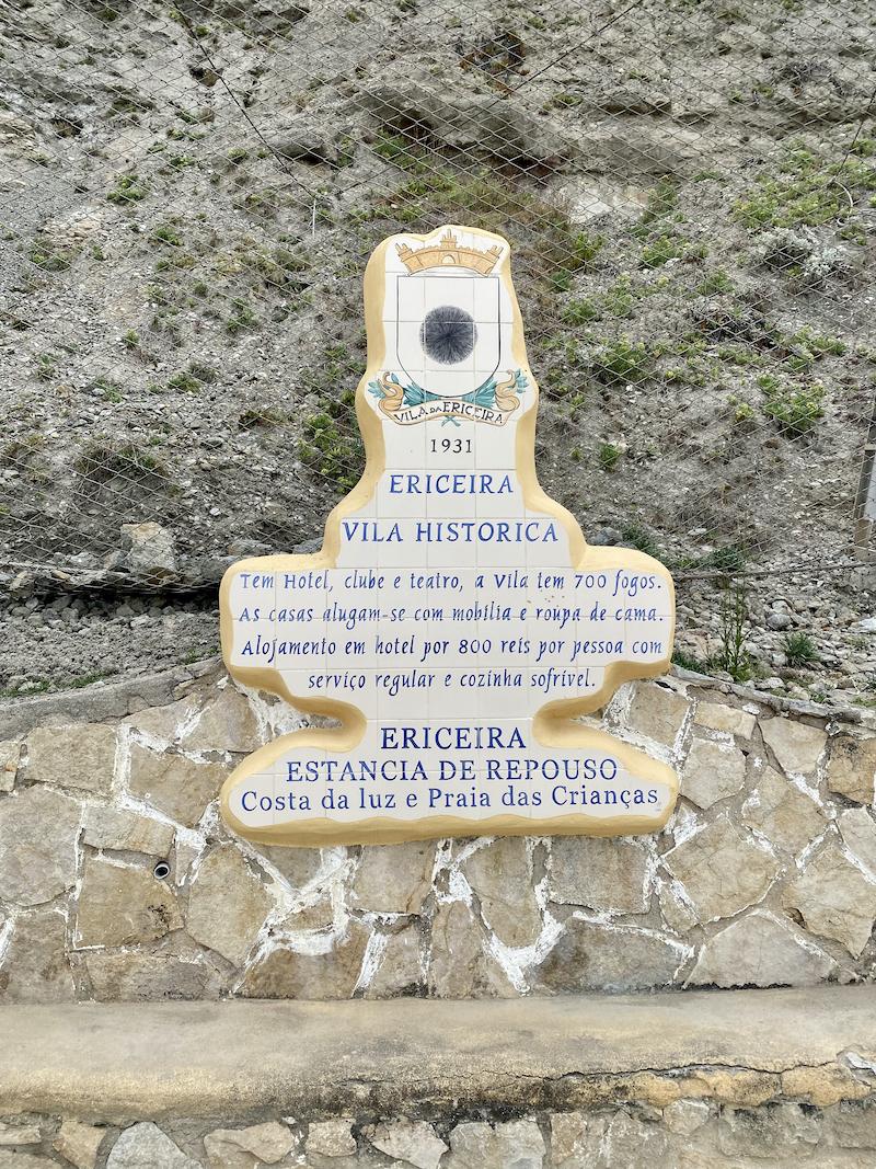 ericeira vila historica