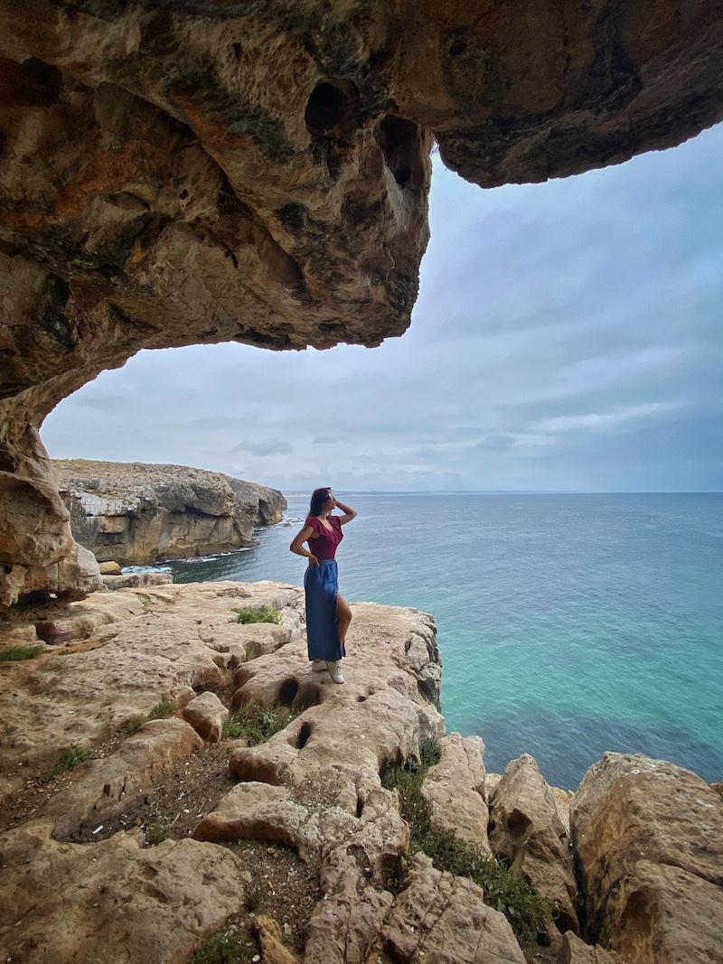 grutas peniche portugal