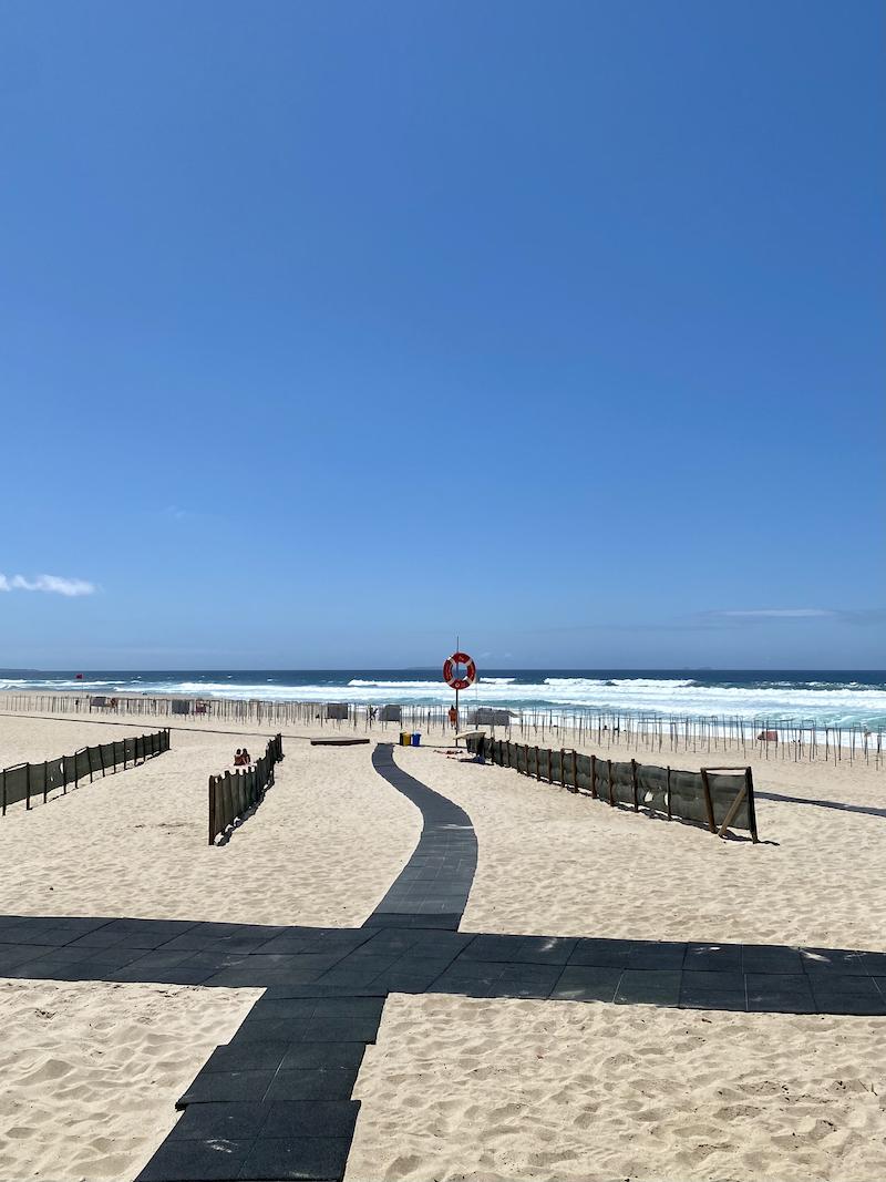 Lagoa de óbidos Praia