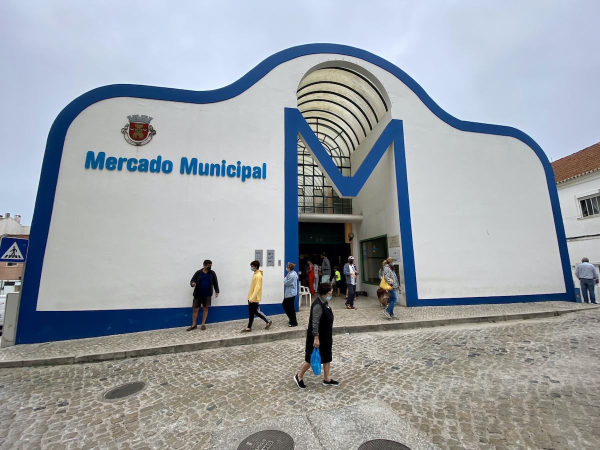 mercado municipal ericeira