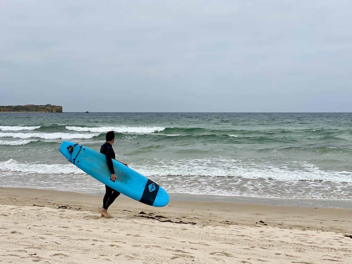 peniche surf