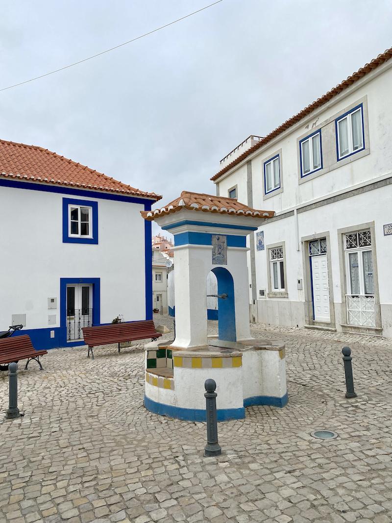 praca ericeira portugal