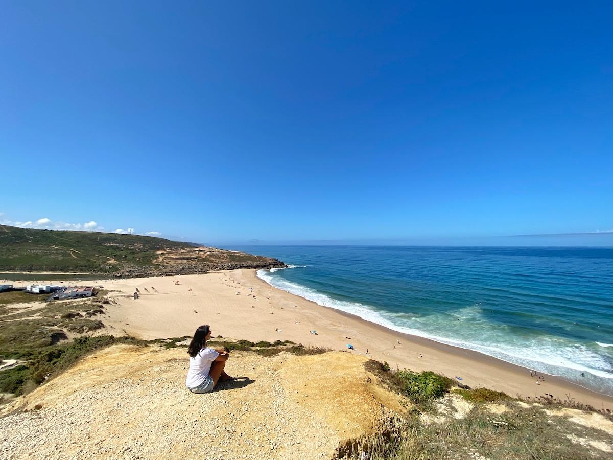 praia foz do lizandro ericeira