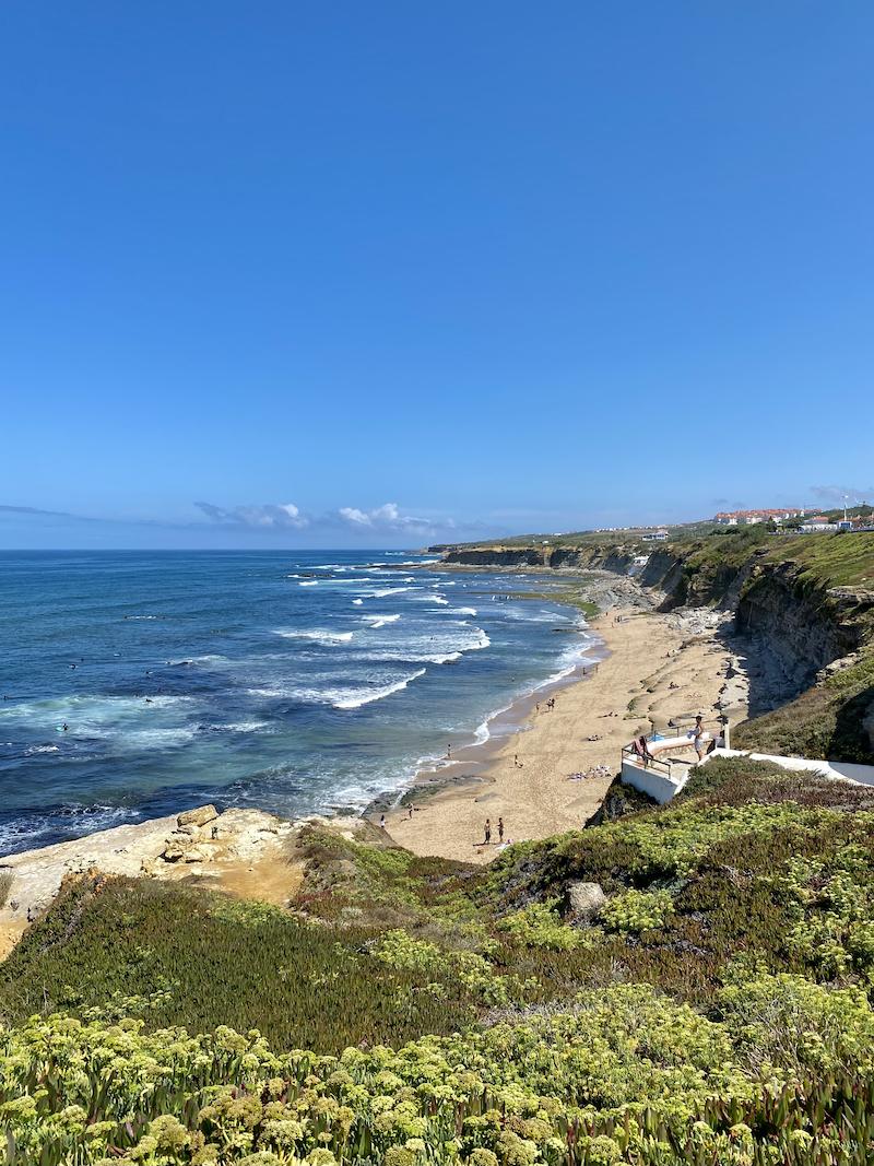 Praia de São Sebastião Ericeira