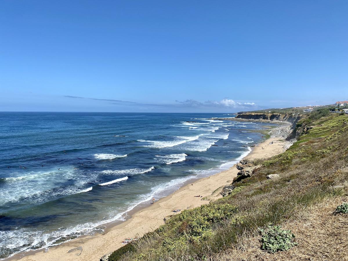Praias costa oeste portugal