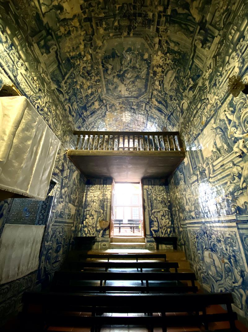santuario azulejos peniche
