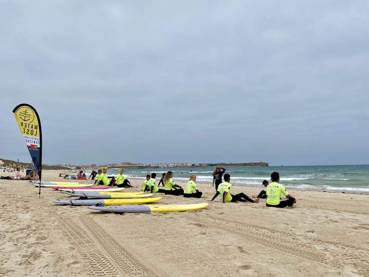 surf peniche portugal