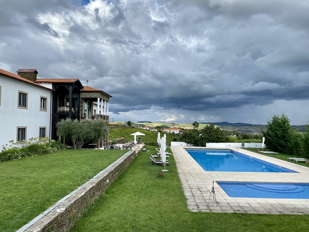 hotel no douro com piscina
