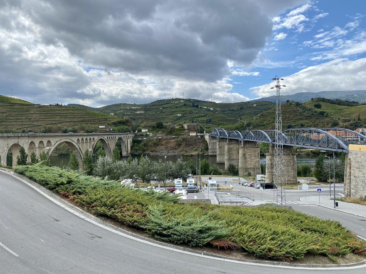 pontes douro portugal