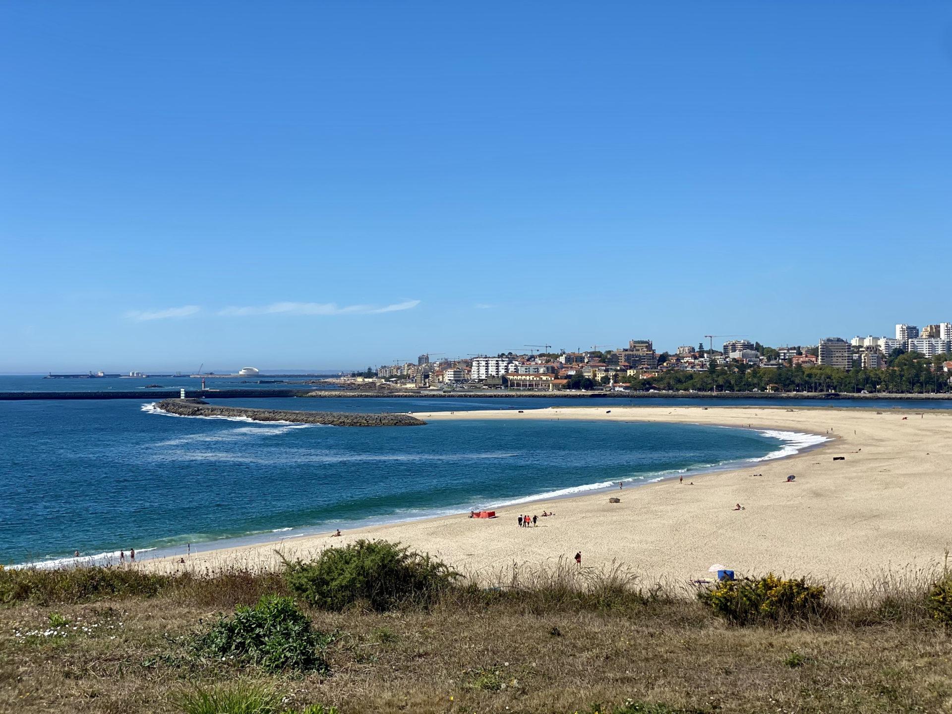 Praia Cabedelo do Douro