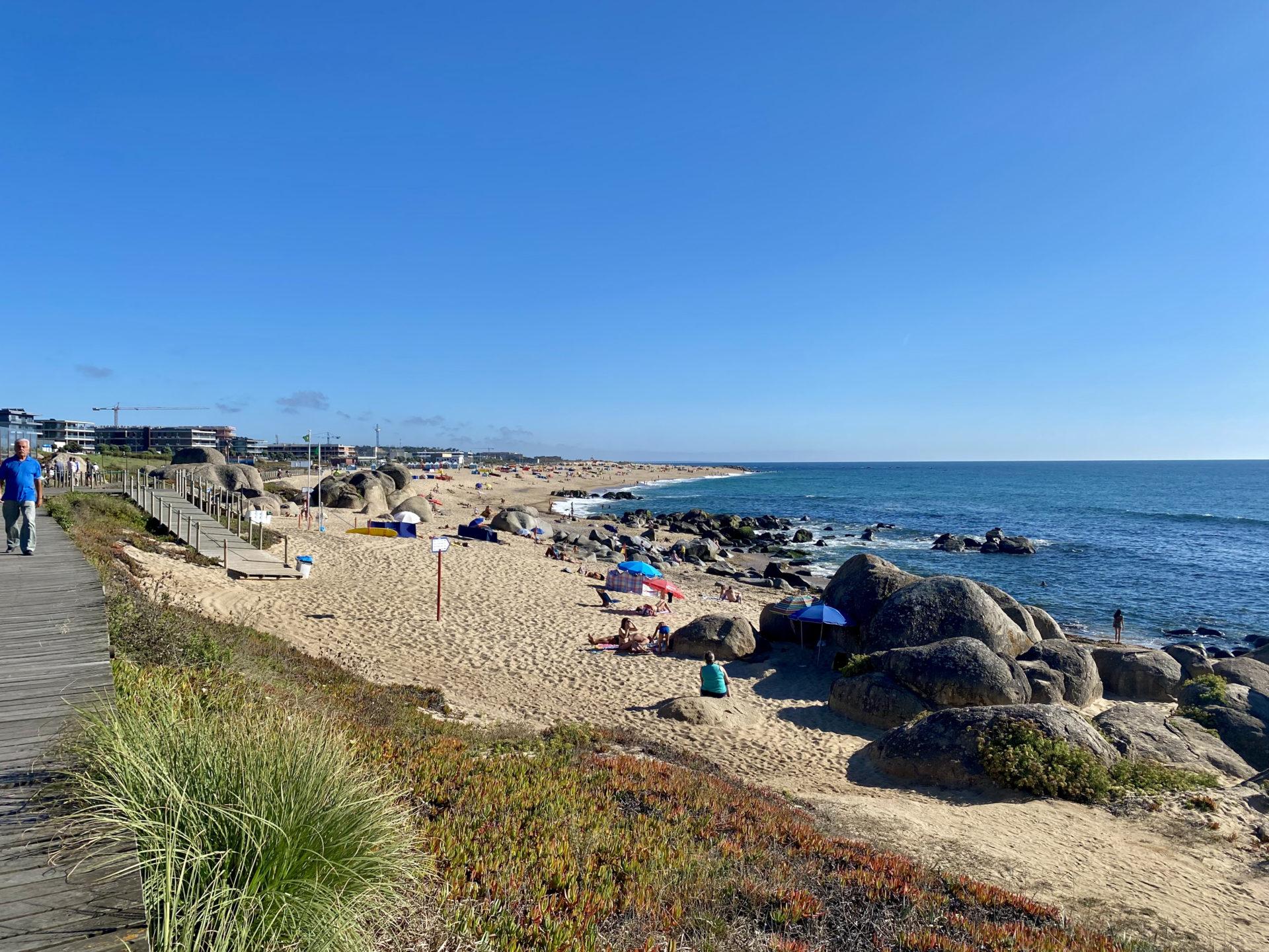 Praia de Salgueiros Gaia