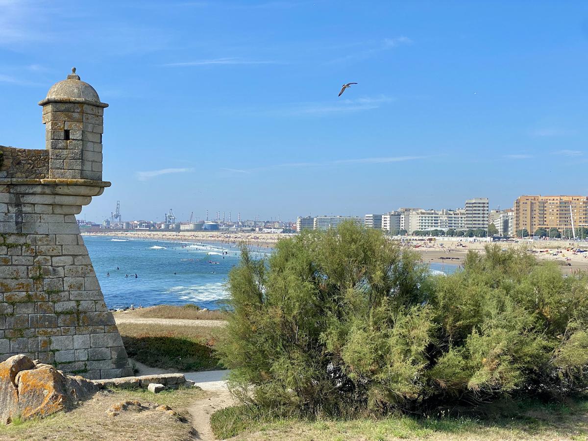 praias do Porto Matosinhos