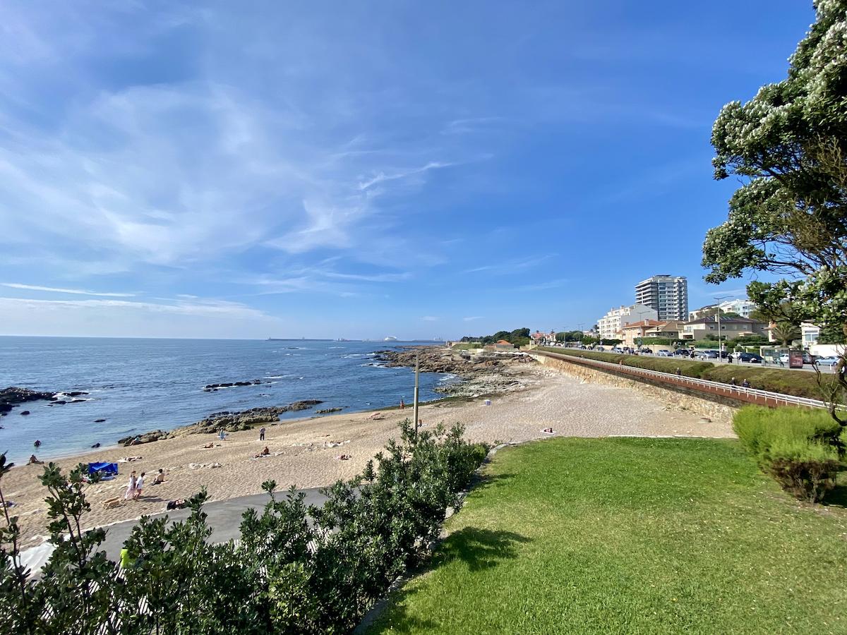 praias do porto norte portugal