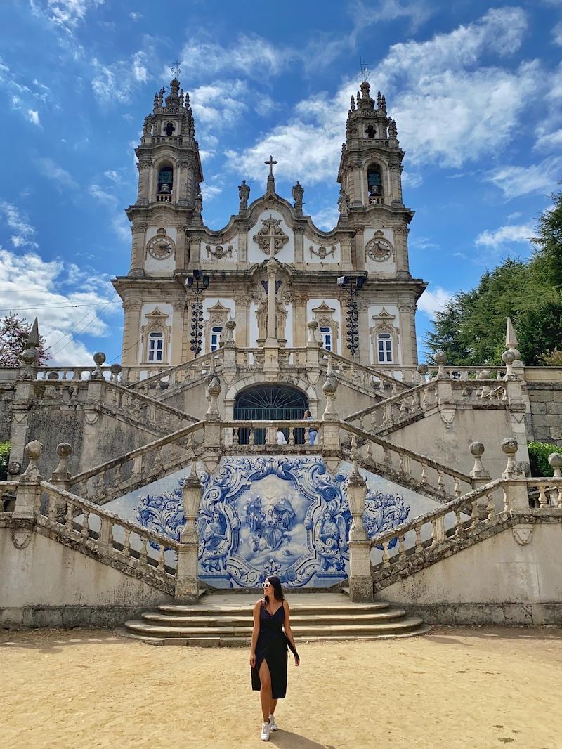 santuario lamego portugal